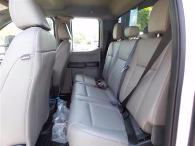 2020 Ford F-550 Super Cab DRW 4x4, Rugby Eliminator LP Steel Landscape Dump #FU0320 - photo 9