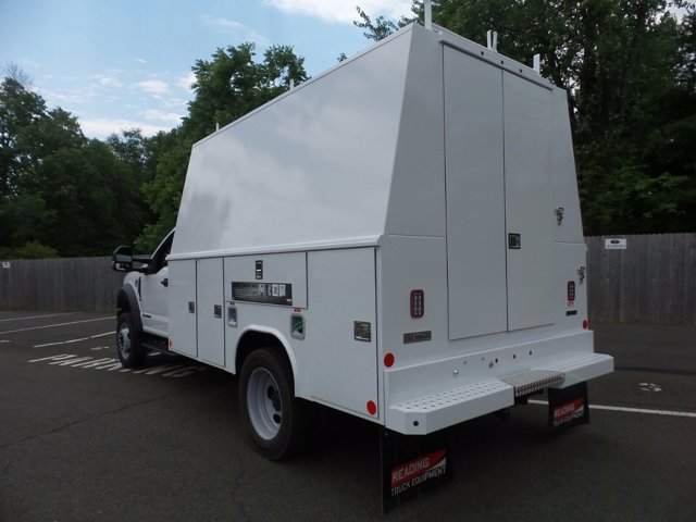 2020 Ford F-550 Regular Cab DRW 4x4, Reading Service Utility Van #FU0323 - photo 1