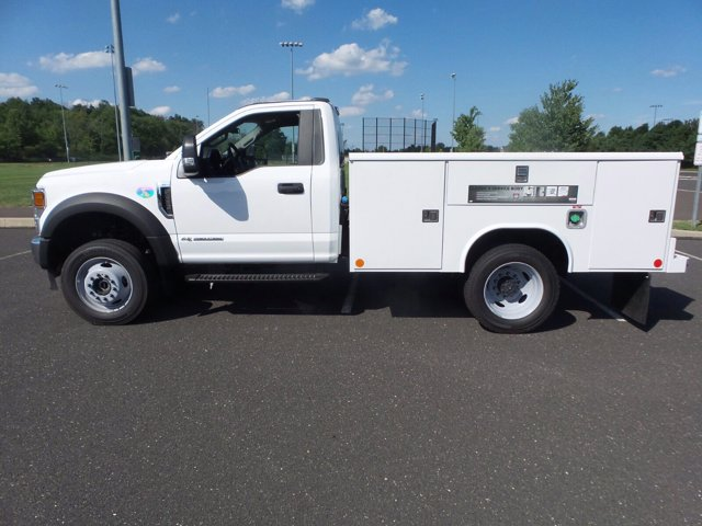 2020 Ford F-450 Regular Cab DRW 4x4, Service Body #FU0327 - photo 8