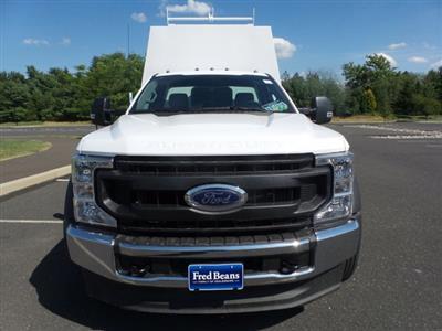 2020 Ford F-550 Regular Cab DRW 4x4, Reading Panel Service Body #FU0341 - photo 3