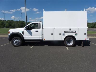 2020 Ford F-550 Regular Cab DRW 4x4, Reading Panel Service Body #FU0341 - photo 7