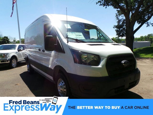 2020 Ford Transit 250 Med Roof AWD, Empty Cargo Van #FU0357 - photo 1