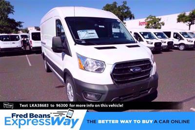 2020 Ford Transit 250 Med Roof RWD, Empty Cargo Van #FU0366 - photo 1