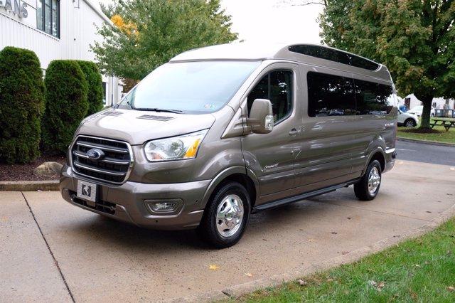 2020 Ford Transit 150 Low Roof AWD, Passenger Wagon #FU0367 - photo 1