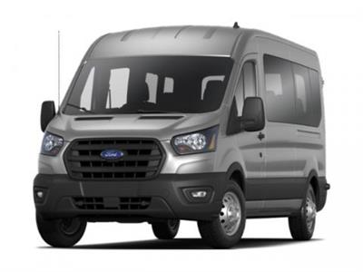 2020 Ford Transit 350 HD High Roof DRW RWD, Passenger Wagon #FU0380 - photo 1