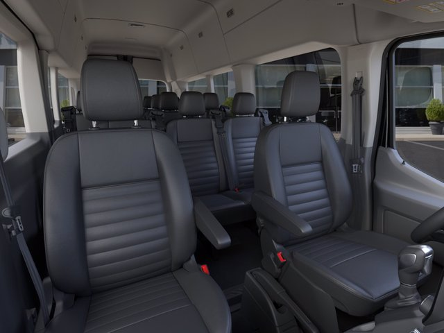 2020 Ford Transit 350 HD High Roof DRW RWD, Passenger Wagon #FU0384 - photo 10
