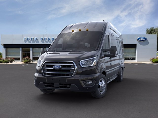 2020 Ford Transit 350 HD High Roof DRW RWD, Passenger Wagon #FU0384 - photo 4