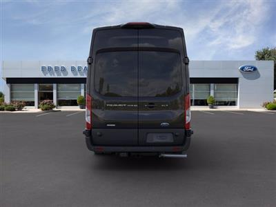 2020 Ford Transit 350 HD High Roof DRW RWD, Passenger Wagon #FU0384 - photo 7