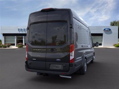 2020 Ford Transit 350 HD High Roof DRW RWD, Passenger Wagon #FU0384 - photo 2