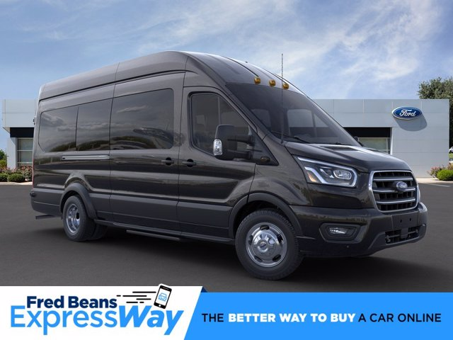 2020 Ford Transit 350 HD High Roof DRW AWD, Passenger Wagon #FU0385 - photo 1