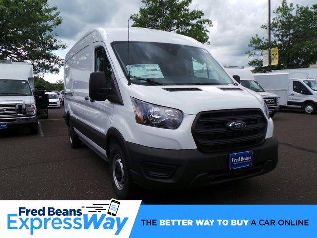 2020 Ford Transit 250 Med Roof RWD, Empty Cargo Van #FU0389 - photo 1