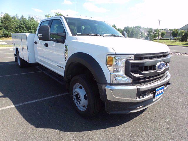 2020 Ford F-450 Crew Cab DRW 4x4, Reading Classic II Steel Service Body #FU0398 - photo 3