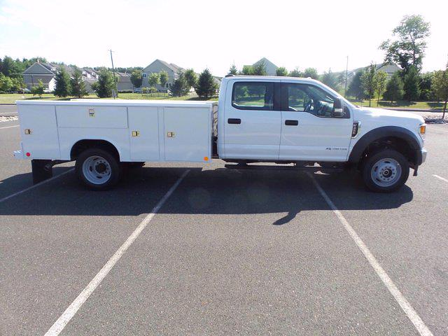 2020 Ford F-450 Crew Cab DRW 4x4, Reading Classic II Steel Service Body #FU0398 - photo 6