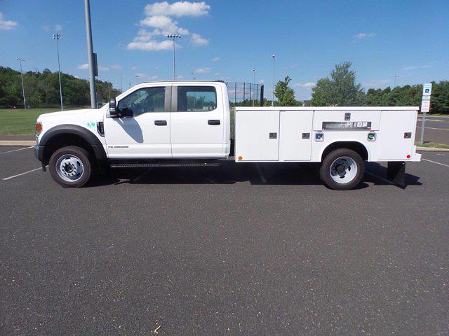 2020 Ford F-450 Crew Cab DRW 4x4, Reading Classic II Steel Service Body #FU0398 - photo 8