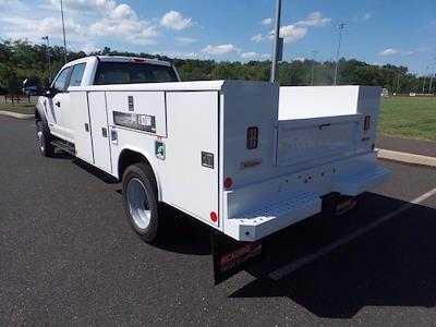 2020 Ford F-450 Crew Cab DRW 4x4, Reading Classic II Steel Service Body #FU0398 - photo 2