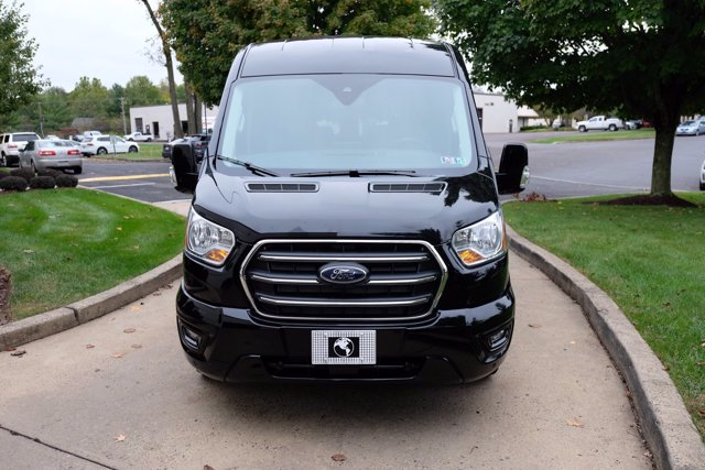 2020 Ford Transit 250 Med Roof AWD, Passenger Wagon #FU0417 - photo 10