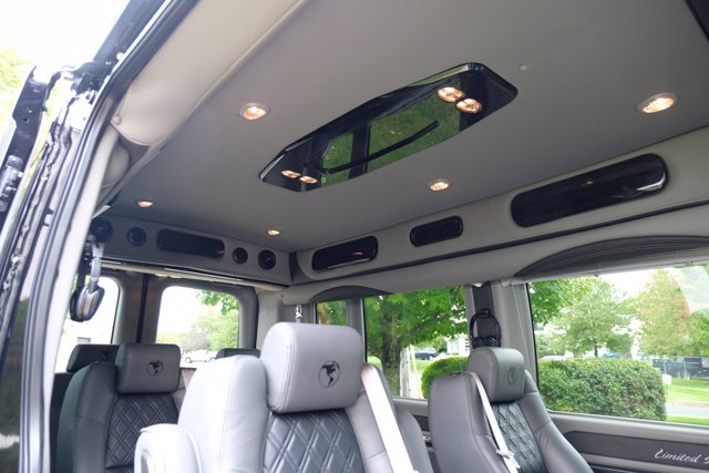 2020 Ford Transit 250 Med Roof AWD, Passenger Wagon #FU0417 - photo 12