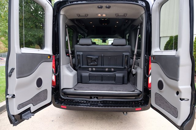 2020 Ford Transit 250 Med Roof AWD, Passenger Wagon #FU0417 - photo 6