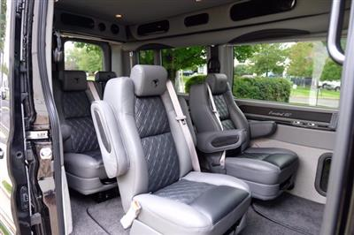 2020 Ford Transit 250 Med Roof AWD, Passenger Wagon #FU0417 - photo 11