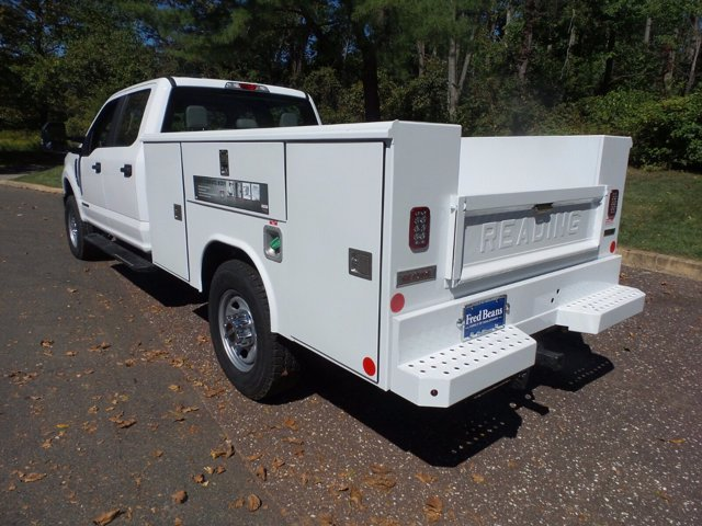 2020 Ford F-350 Crew Cab 4x4, Reading Service Body #FU0519 - photo 1