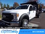 2020 Ford F-550 Super Cab DRW 4x4, Reading Landscaper SL Landscape Dump #FU0521 - photo 1