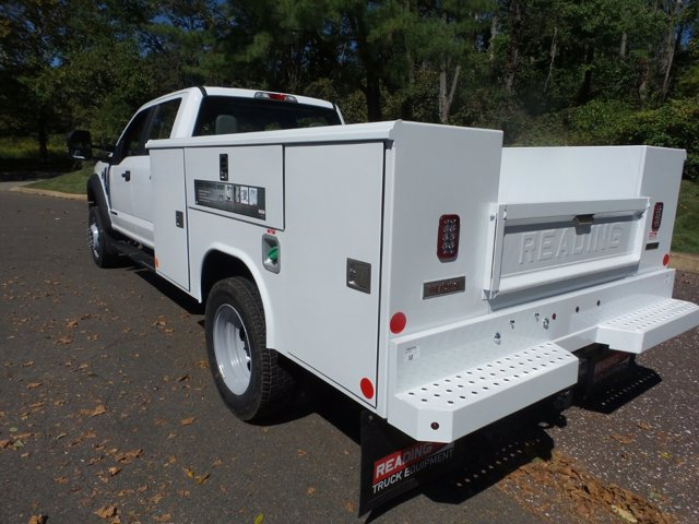 2020 Ford F-450 Crew Cab DRW 4x4, Reading Service Body #FU0523 - photo 1
