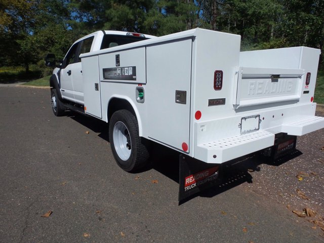 2020 Ford F-450 Crew Cab DRW 4x4, Reading Service Body #FU0524 - photo 1