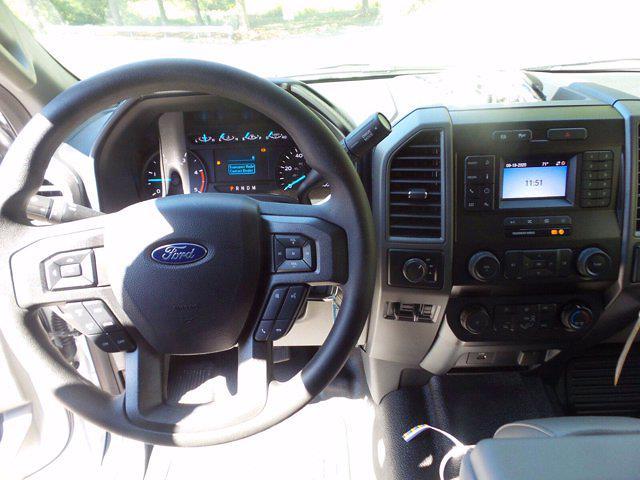 2020 Ford F-450 Crew Cab DRW 4x4, Reading Landscape Dump #FU0526 - photo 11