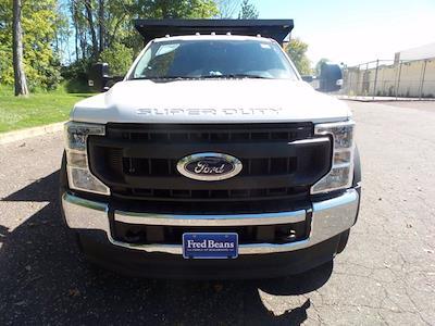 2020 Ford F-450 Crew Cab DRW 4x4, Reading Landscaper SL Landscape Dump #FU0526 - photo 3