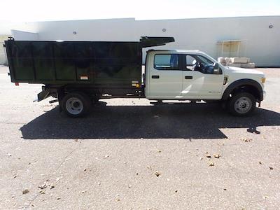 2020 Ford F-450 Crew Cab DRW 4x4, Reading Landscaper SL Landscape Dump #FU0526 - photo 5