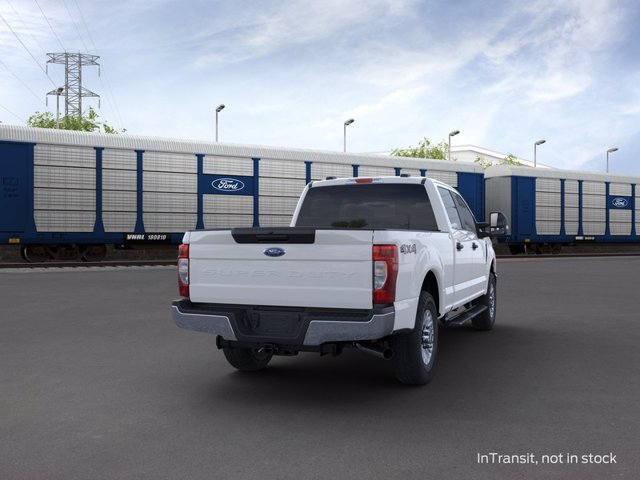 2020 Ford F-250 Crew Cab 4x4, Pickup #FU0535 - photo 2
