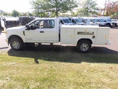 2020 Ford F-350 Super Cab 4x4, Reading Classic II Steel Service Body #FU0542 - photo 8