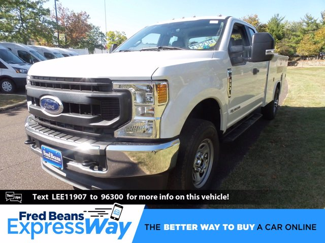 2020 Ford F-350 Super Cab 4x4, Reading Service Body #FU0543 - photo 1