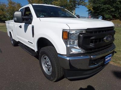 2020 Ford F-350 Super Cab 4x4, Reading Service Body #FU0543 - photo 4