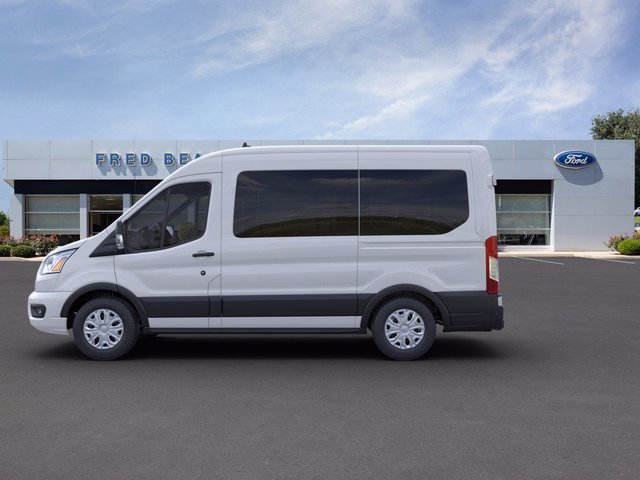 2020 Ford Transit 150 Med Roof RWD, Passenger Wagon #FU0556 - photo 5