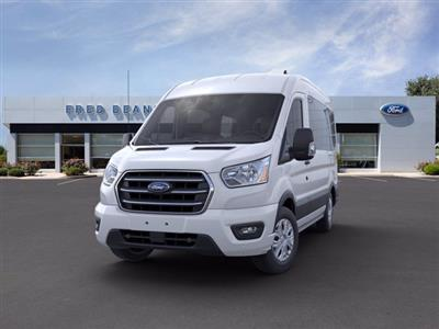 2020 Ford Transit 150 Med Roof 4x2, Passenger Wagon #FU0556 - photo 4