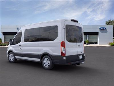 2020 Ford Transit 150 Med Roof RWD, Passenger Wagon #FU0556 - photo 6