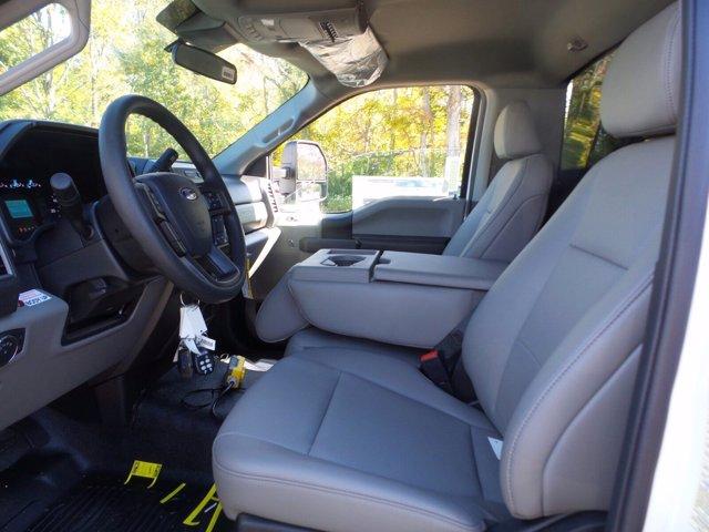 2020 Ford F-550 Regular Cab DRW 4x4, Rugby Eliminator LP Steel Dump Body #FU0573 - photo 9