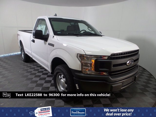 2020 Ford F-150 Regular Cab 4x4, Pickup #FU0581 - photo 1