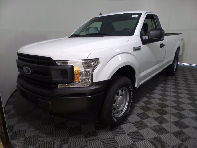 2020 Ford F-150 Regular Cab 4x4, Pickup #FU0581 - photo 4