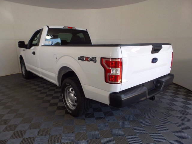 2020 Ford F-150 Regular Cab 4x4, Pickup #FU0581 - photo 7