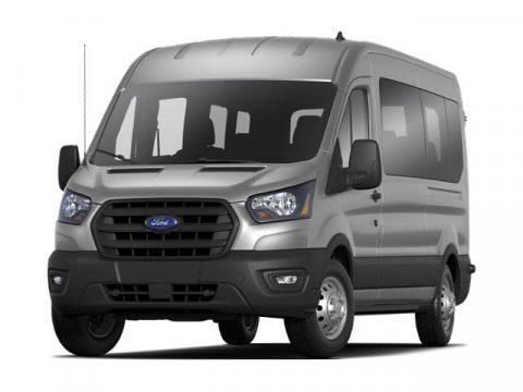 2020 Ford Transit 350 HD High Roof DRW RWD, Passenger Wagon #FU0587 - photo 1