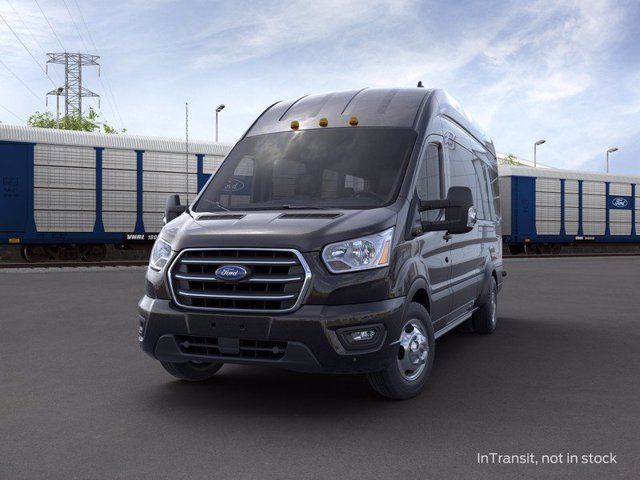 2020 Ford Transit 350 HD High Roof DRW RWD, Passenger Wagon #FU0587 - photo 4