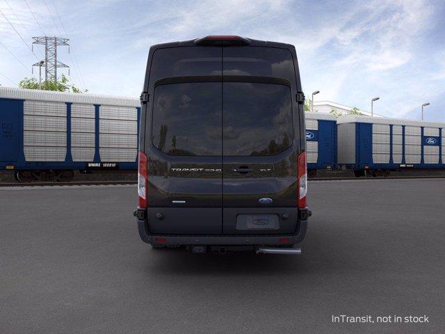 2020 Ford Transit 350 HD High Roof DRW RWD, Passenger Wagon #FU0587 - photo 7