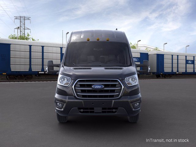 2020 Ford Transit 350 HD High Roof DRW 4x2, Passenger Wagon #FU0587 - photo 8