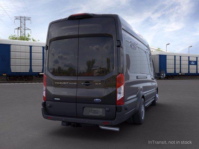 2020 Ford Transit 350 HD High Roof DRW 4x2, Passenger Wagon #FU0587 - photo 2