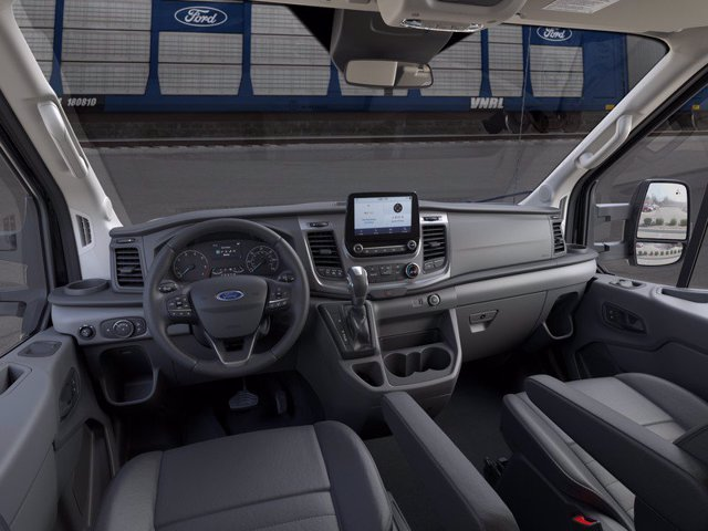 2020 Ford Transit 350 HD High Roof DRW RWD, Passenger Wagon #FU0587 - photo 9