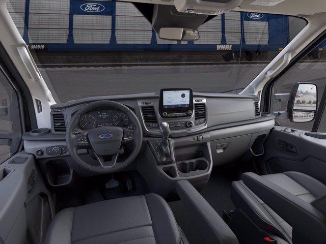 2020 Ford Transit 350 HD High Roof DRW 4x2, Passenger Wagon #FU0587 - photo 9