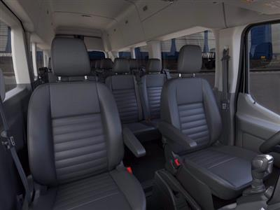 2020 Ford Transit 350 HD High Roof DRW RWD, Passenger Wagon #FU0587 - photo 10