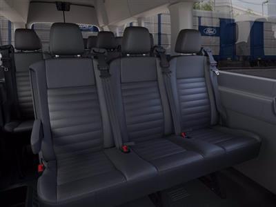 2020 Ford Transit 350 HD High Roof DRW RWD, Passenger Wagon #FU0587 - photo 11